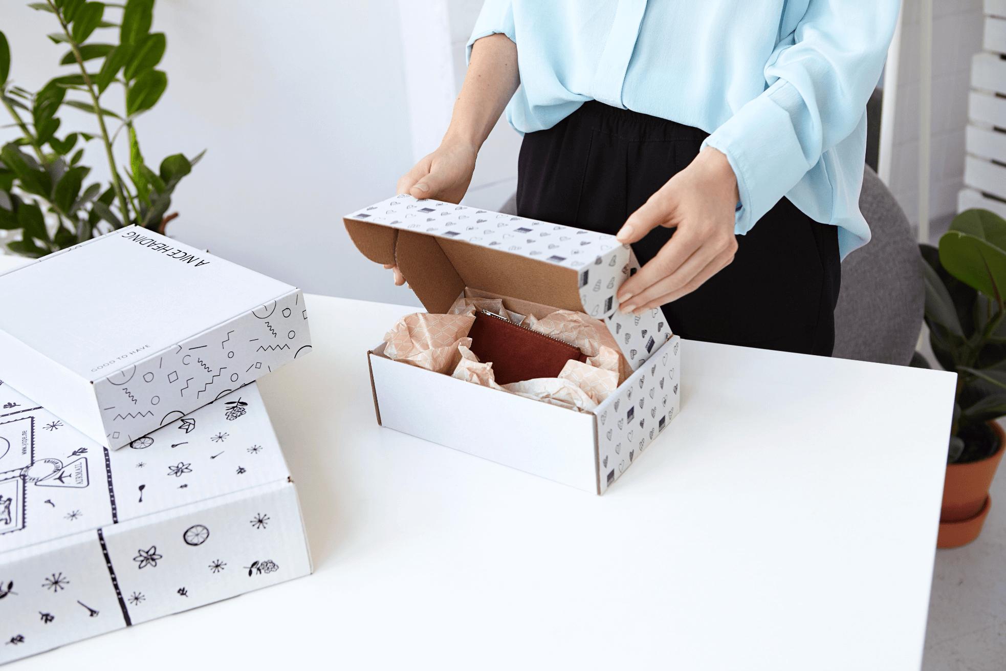 Scatola postale