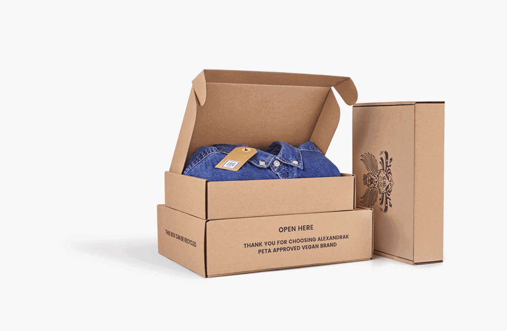 imballaggio ecologico