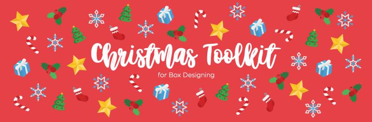 Crea il tuo packaging festivo con il nostro kit di strumenti per la progettazione di Natale